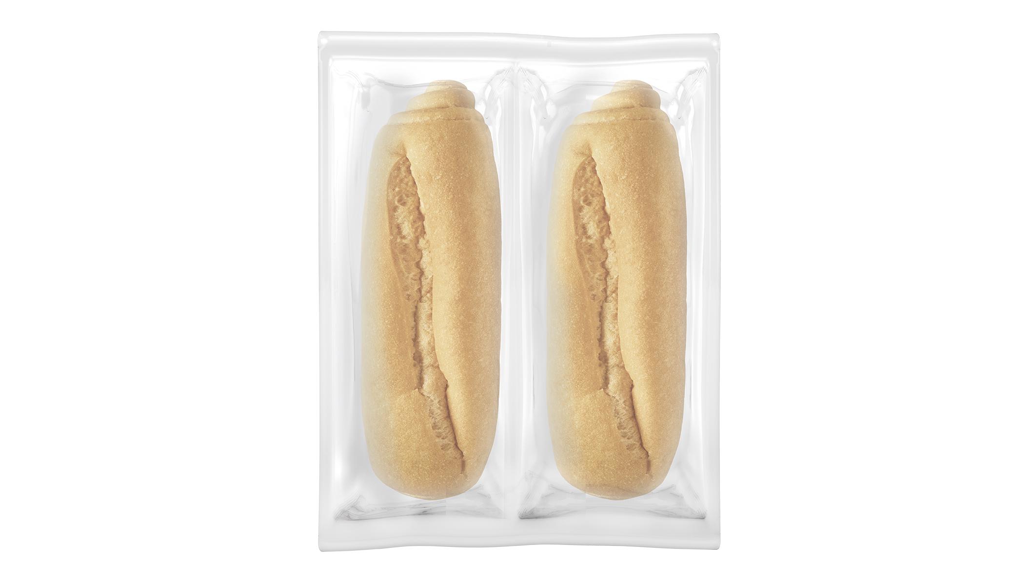 Brezglutenske mini francoske štručke – Mini Baguette