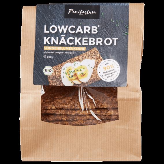 "LCHF lowcarb* bio hrustljav kruh ""semena sončnic"""