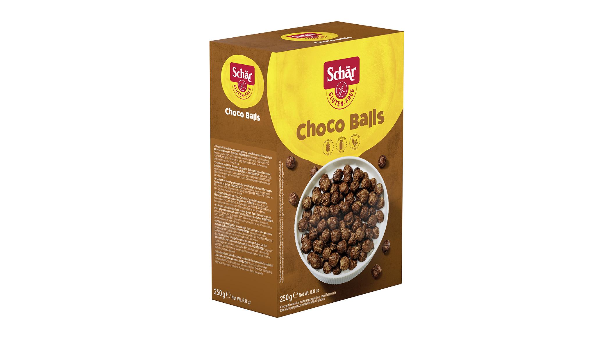 Brezglutenske kroglice s kakavom – Milly Magic