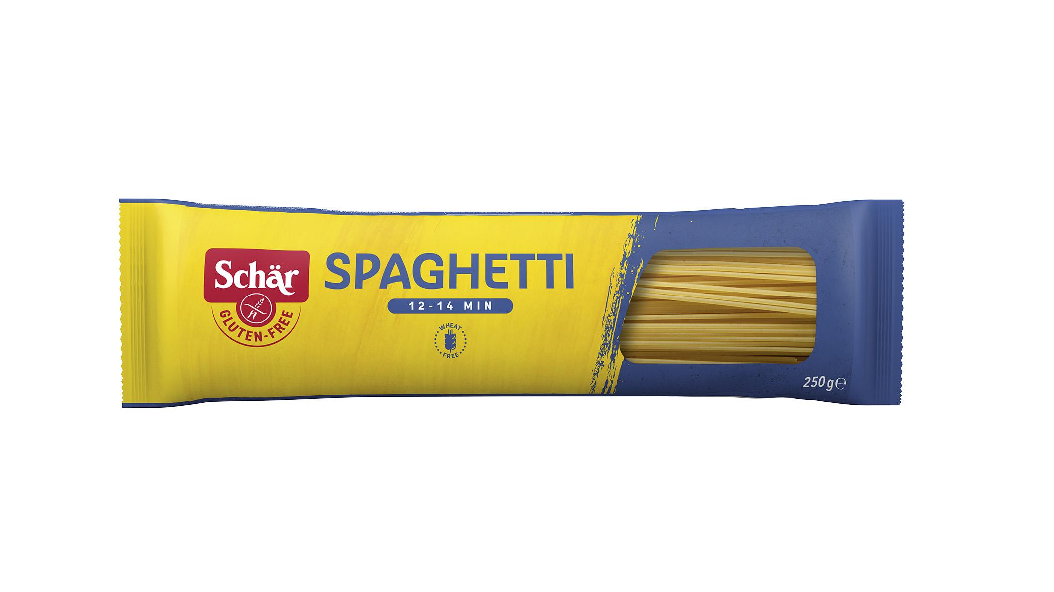 Brezglutenski špageti – Spaghetti